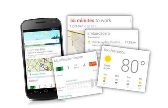 Google Now为何能成为谷歌下一个杀手级产品?
