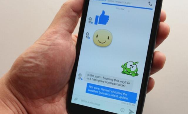 Facebook全球范围让Messenger单飞