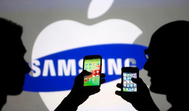 陪审团坚持三星只需赔偿苹果1.195亿美元
