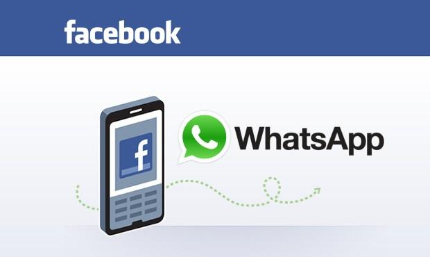 "Facebook焦虑:巨资收购WhatsApp避免""老去"""