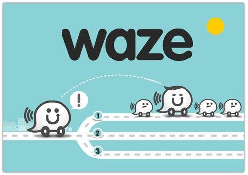 传Facebook将以8亿美元收购社交导航应用Waze
