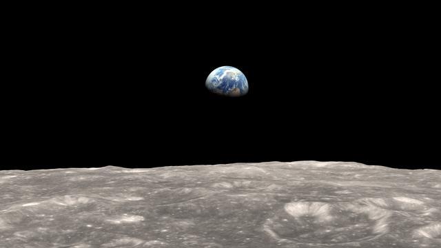 每年3.8厘米 月球远离没你想得那么严重