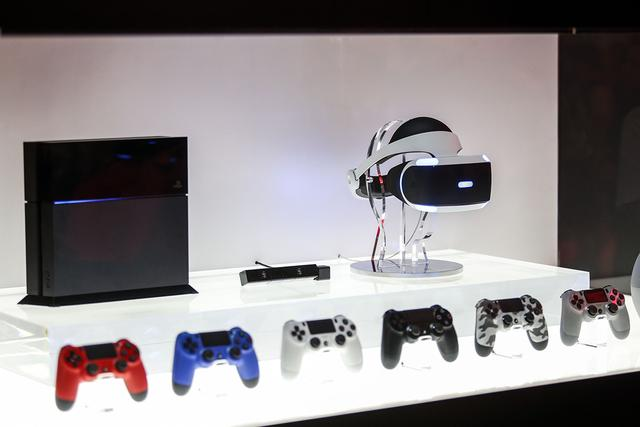 SONY\'s virtual reality helmet attend CES promises to sell in the first half of the year