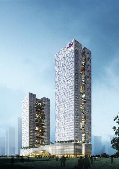 百度国际大厦深圳奠基 2015年竣工招万名员工