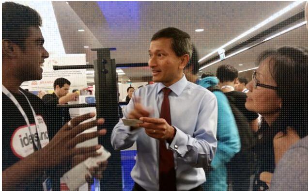 新加坡正崛起成为下一个科技中心