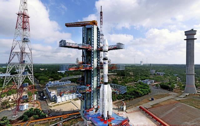 印度本周四发射通讯卫星GSAT-6
