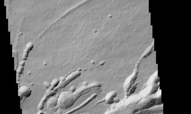 欧洲火星探测器进行在轨科学设备测试