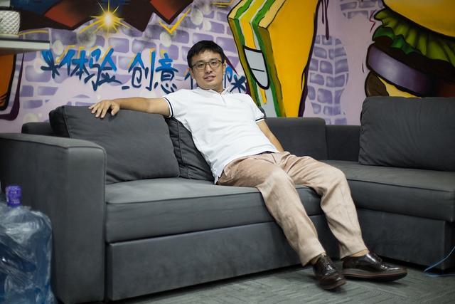 专访饿了么张旭豪:融资后主攻白领外卖市场