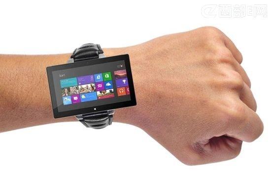 微软拟2亿美元收购专利和人才研发可穿戴设备