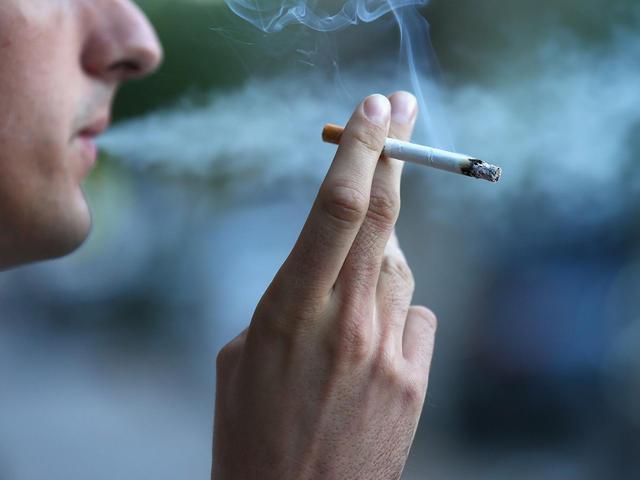 研究表明:吸烟人群患致命慢性肺部疾病风险更高
