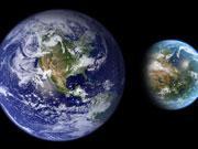 太阳系的十大科学假设:如果地球和火星换位
