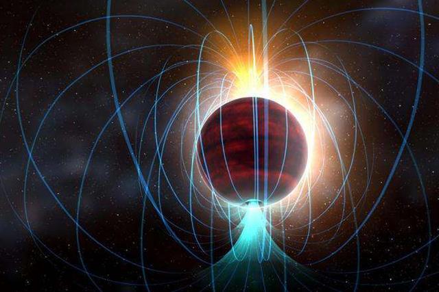 科学家发现35光年外的红矮星拥有极强磁场