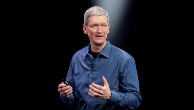 库克担任苹果CEO满五年 整体表现最多是C-