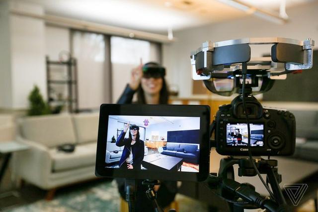 HoloLens发布了一个震撼视频:教你轻松拍摄MR视频