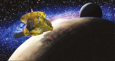 """""""新视野""""号一去不复返 最终将飞出太阳系"""