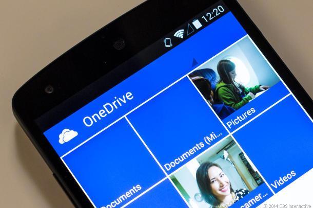 微软全球推广云服务OneDrive 提供7G免费空间
