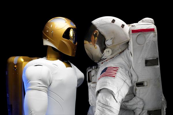 NASA正在利用Playstation VR操控太空机器人