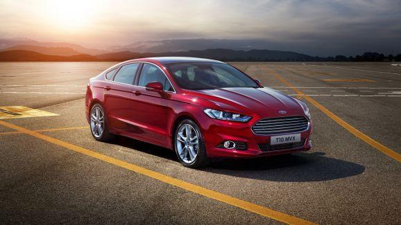 福特新型汽车装备行人探测功能