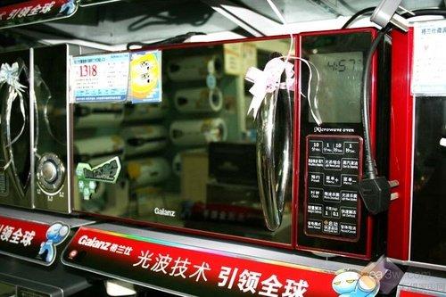 格兰仕微波炉推荐 高端产品百元价