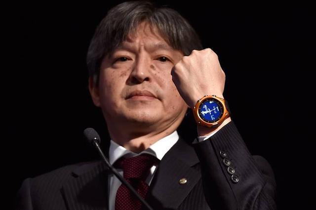 卡西欧发布首款智能手表 自称比Apple Watch好
