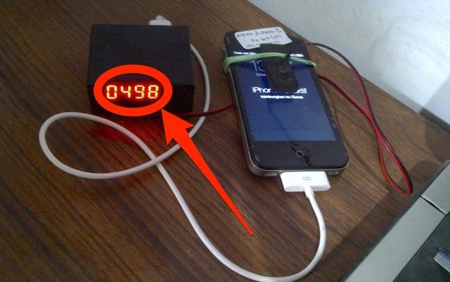 这个小黑盒子可以破解几乎所有iPhone的密码