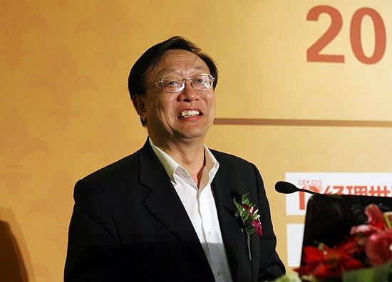 中国银联执行副总裁柴洪峰