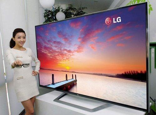 LG 84英寸超高清电视英国上市 售价超22万