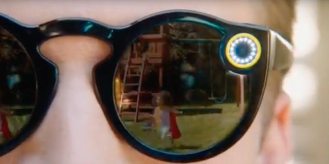 泄密视频显示Snapchat正在打造新型智能眼镜