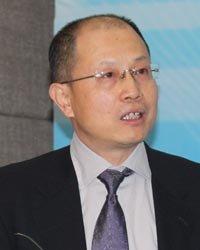 唐桥微电子有限公司总经理孙翼演讲