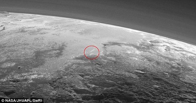 """冥王星存在云层 但无法恢复其""""行星身份"""""""