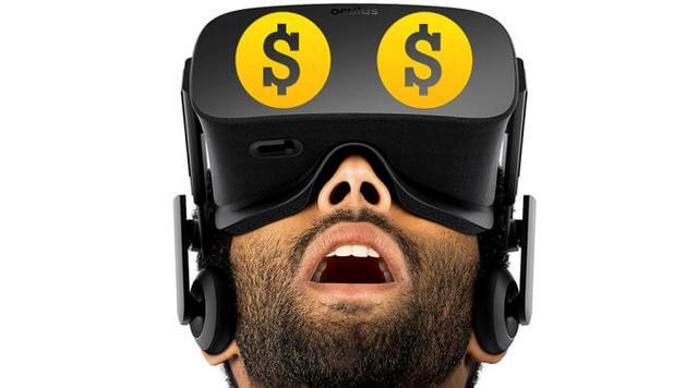 """价格太高卖不动 Oculus的VR眼镜也""""酬宾大减价""""了"""