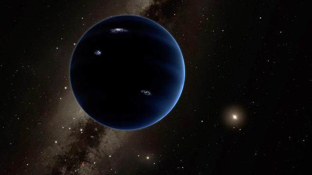 天文学家宣称冥王星外或存在第九大行星
