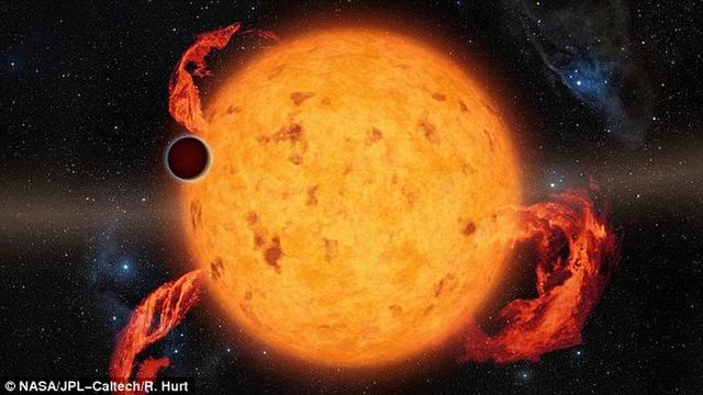 学家发现最年轻系外行星形成仅500-1000万年