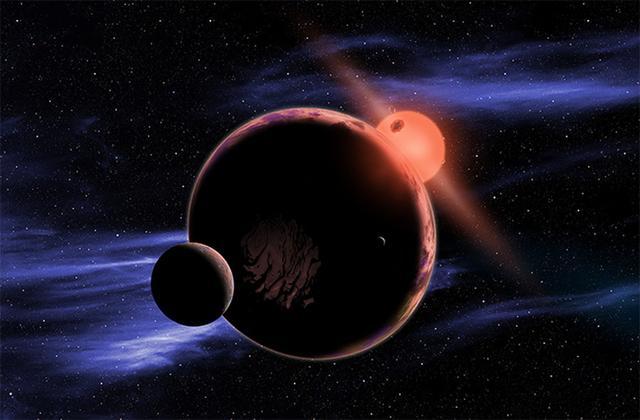 """""""愤怒小恒星""""或将提供宜居行星生存条件"""
