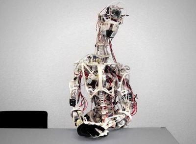 2010年十大最新科技盘点 仿真机器人居首(图)