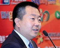 雅昌集团董事副总裁潘建平主题发言