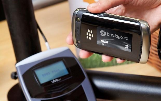移动支付穿戴设备融合:巴克莱银行将推支付腕带