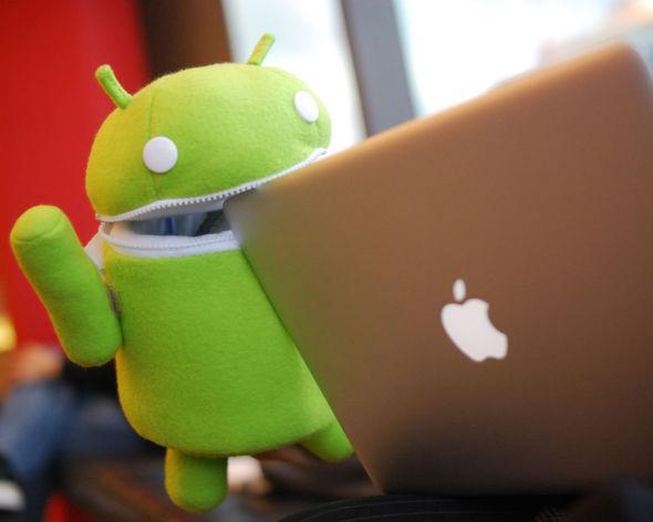 谷歌向苹果支付10亿美元 只为留在iPhone里