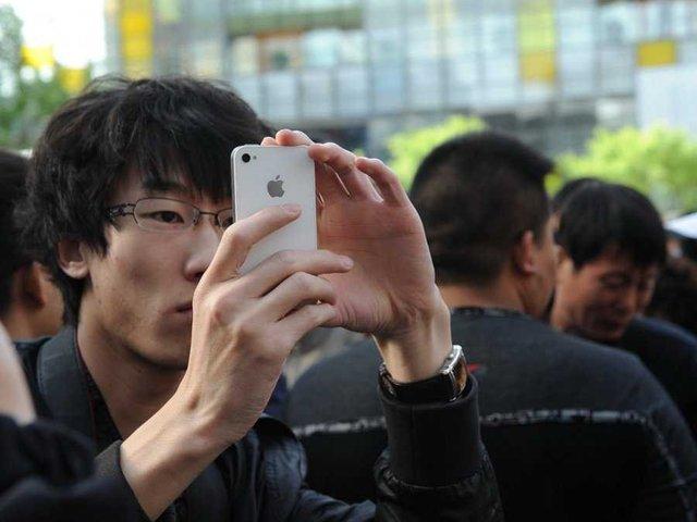 中国移动或从下月起开始销售苹果iPhone