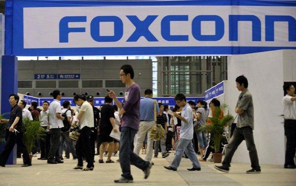 iPhone 5订单减少 富士康大陆工厂暂停招工