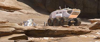 特朗普签法案欲2033年送人去火星
