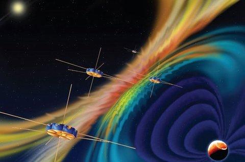 金星温度为何超400℃ 磁场重联或是罪魁祸首