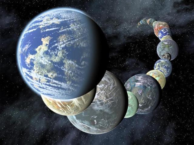 银河系内适宜人类居住的星球估计有一亿颗