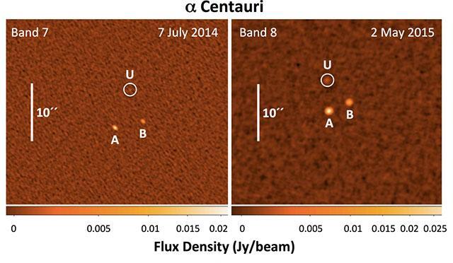 太阳系边缘疑存在两颗大型行星