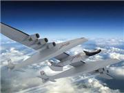 全球最大飞机即将亮相 可在高空发射火箭进入太空