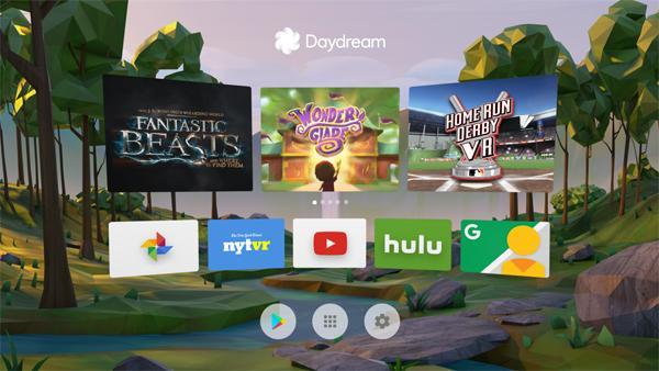 谷歌Daydream头盔测评:虚拟现实行业的休闲快餐