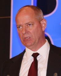 实力传播亚太区首席执行官Philip Talbot