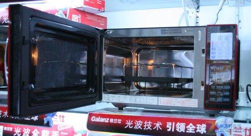 格兰仕微波炉降至1300元 全能中国红