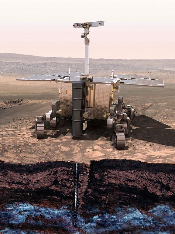 火星着陆器坠毁原因刚查明 欧空局又申请了4亿欧元经费