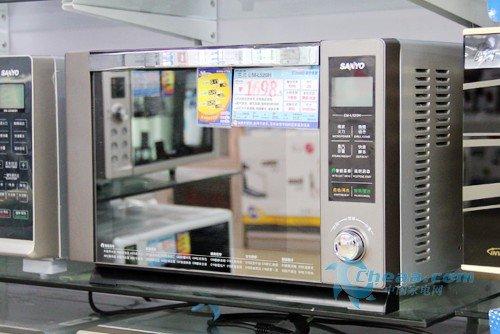 三洋微波炉EM-L520H推荐 下拉门设计